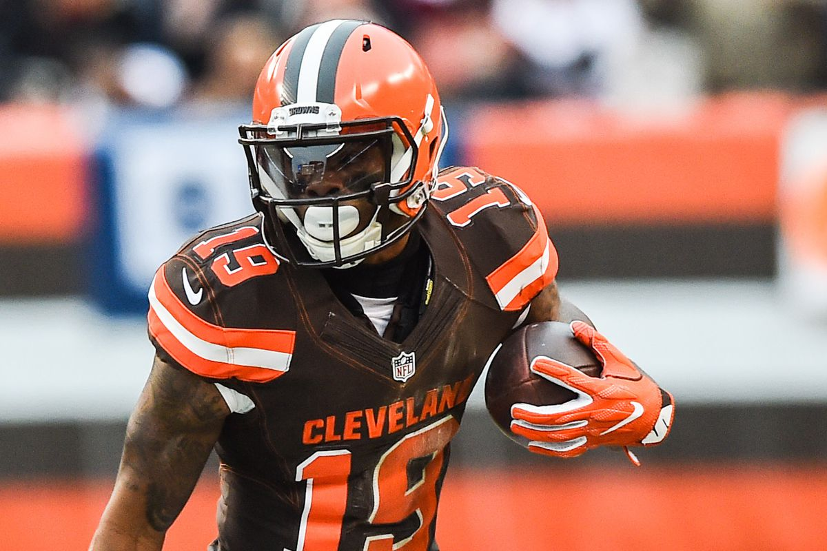 Report: Browns WR Corey Coleman might have broken hand again ...