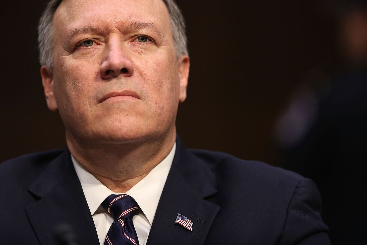 mike pompeo background on trump s secretary of state pick vox