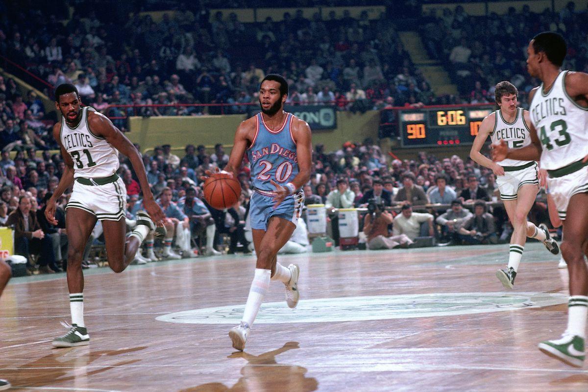 San Diego Clippers vs. Boston Celtics