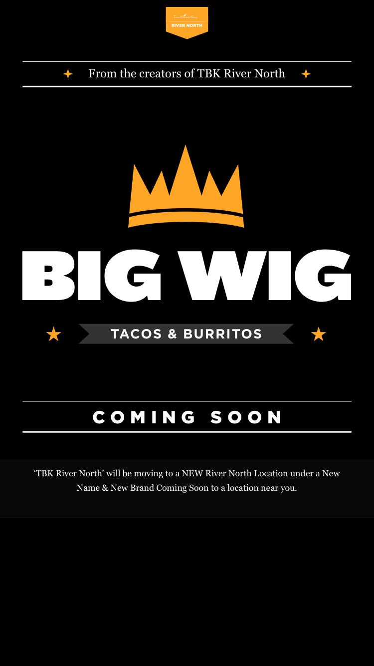 Big Wig Taco Logo