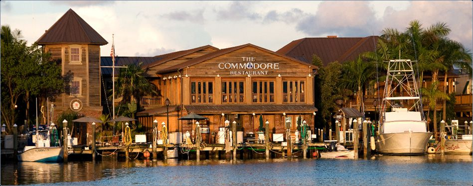 The Commodore Waterfront Restaurant