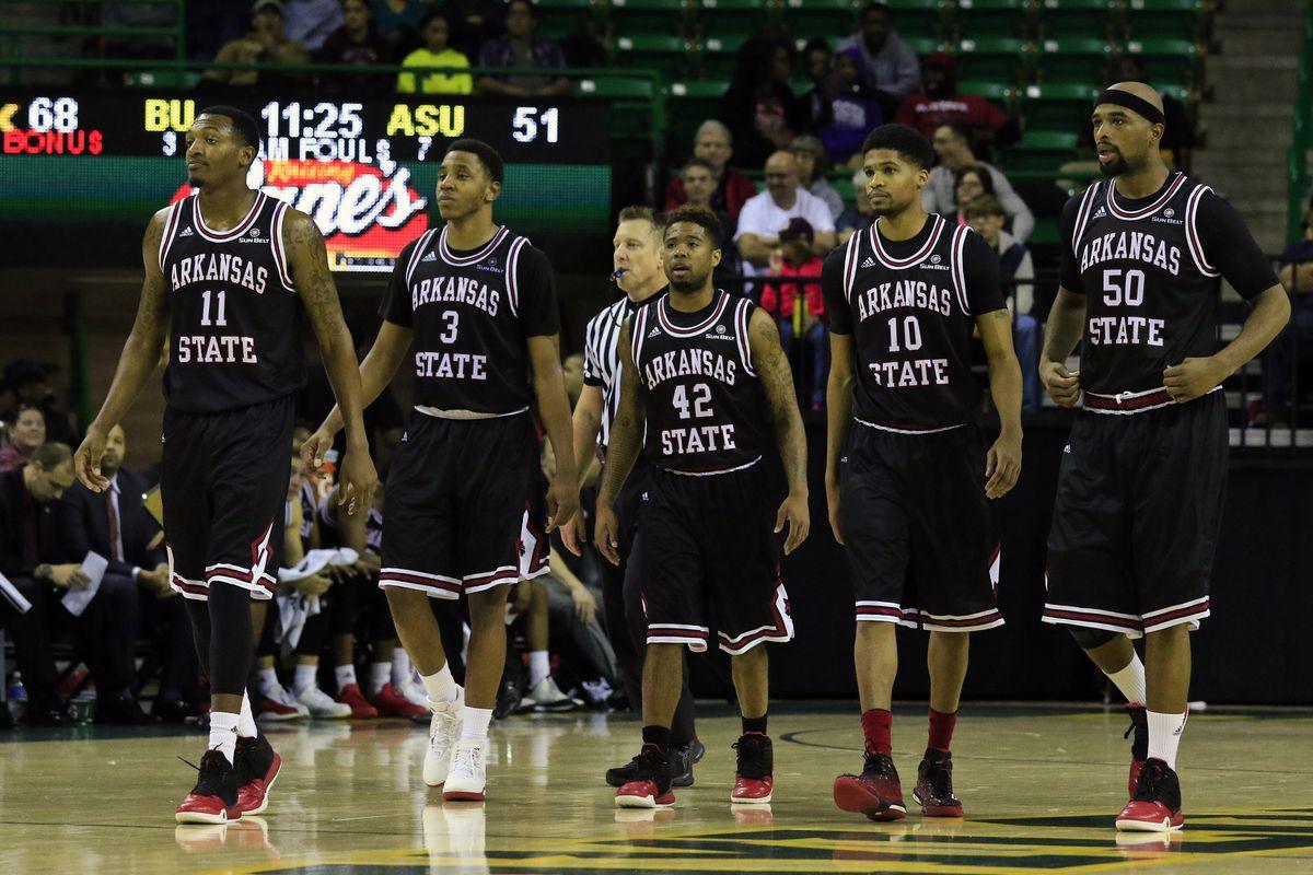 NCAA Basketball: Arkansas State at Baylor