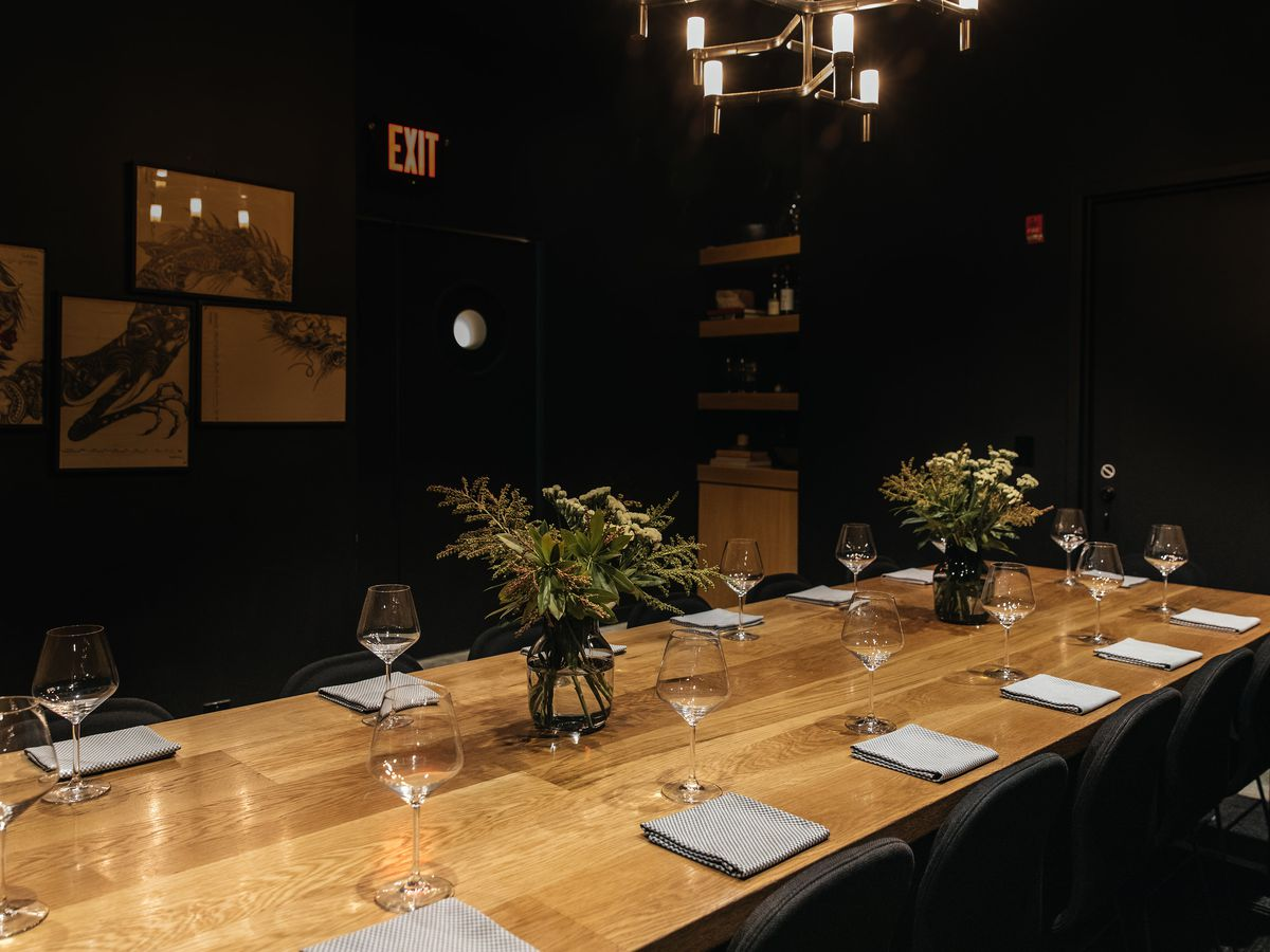 22 Top Private Dining Rooms in NYC Restaurants - Eater NY