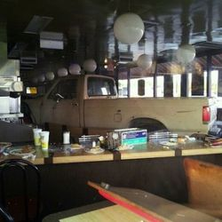 """<a href=""""http://eater.com/archives/2011/08/16/man-crashes-his-truck-into-a-waffle-house-trying-to-kill-his-wife.php"""" rel=""""nofollow"""">Man Crashes Truck Into Waffle House Trying to Kill His Wife</a><br />"""