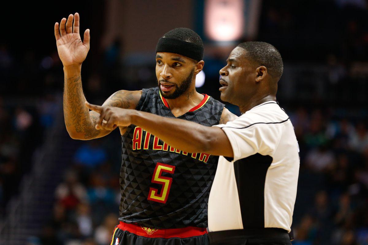 NBA: Atlanta Hawks at Charlotte Hornets