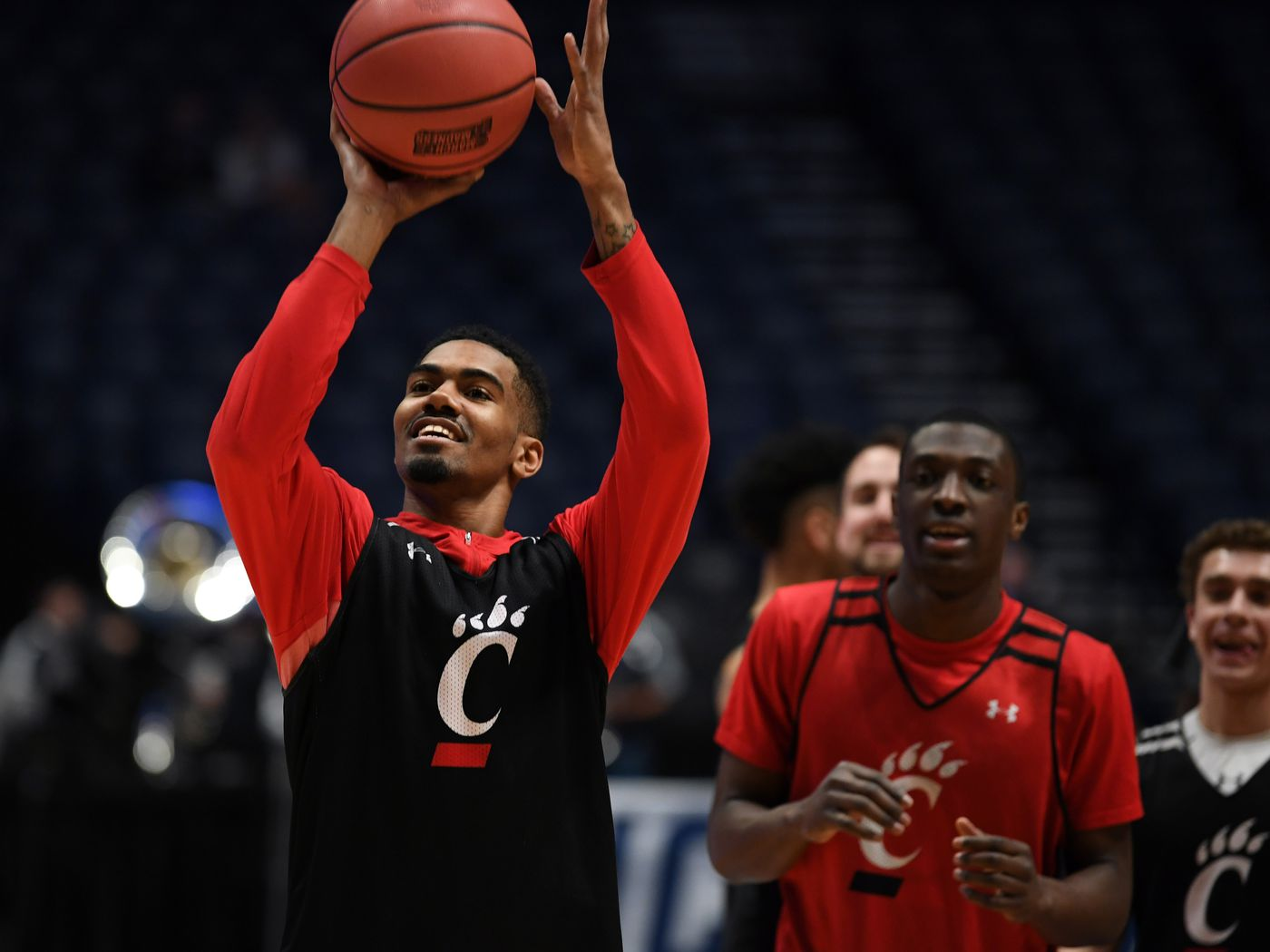 Lakers Draft 2018: Jacob Evans hopes to show he's more than just a ...