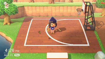 hoops - How to turn your 'Animal Crossing' island into sports paradise