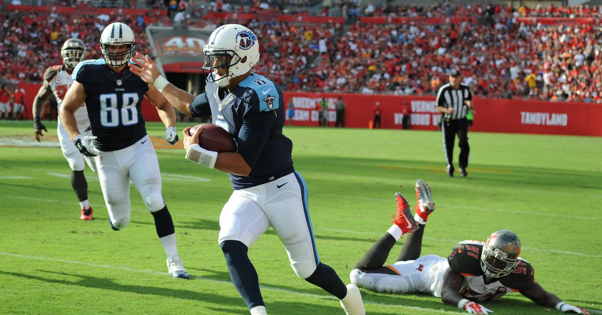 Takeaways from Titans and Buccaneers joint practice day 1