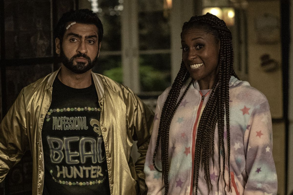 The Lovebirds A Perfect Excuse To Put Issa Rae And Kumail