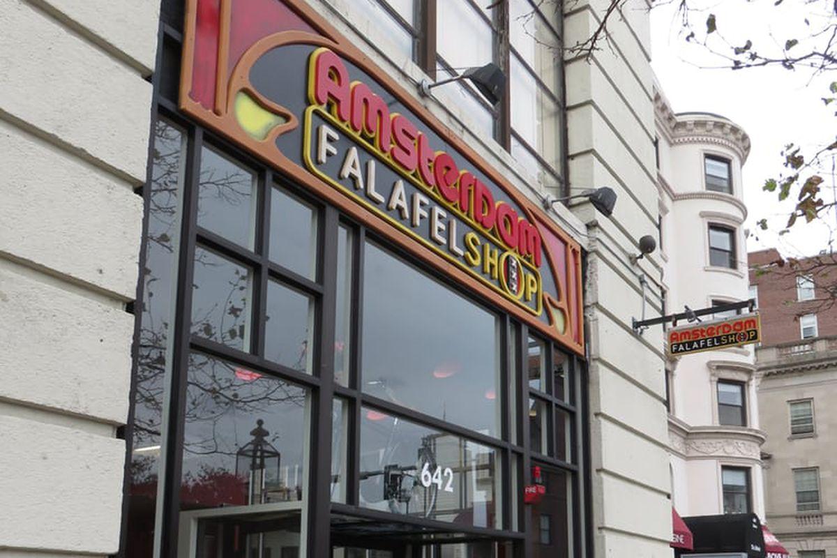 Amsterdam Falafel Yelp