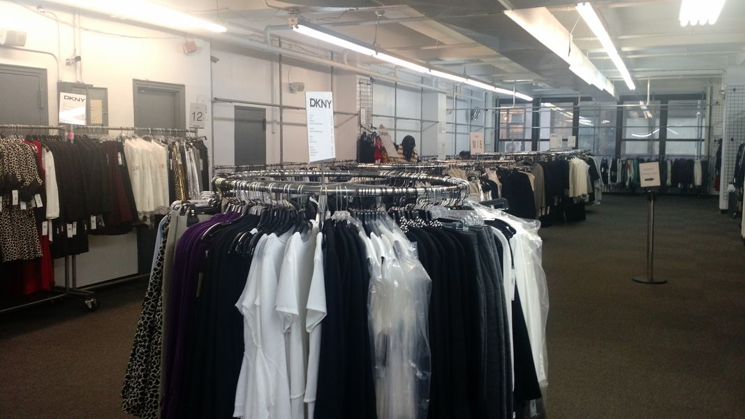 DKNY's Sample Sale Just Got a Whole Lot Cheaper (Update) - Racked NY