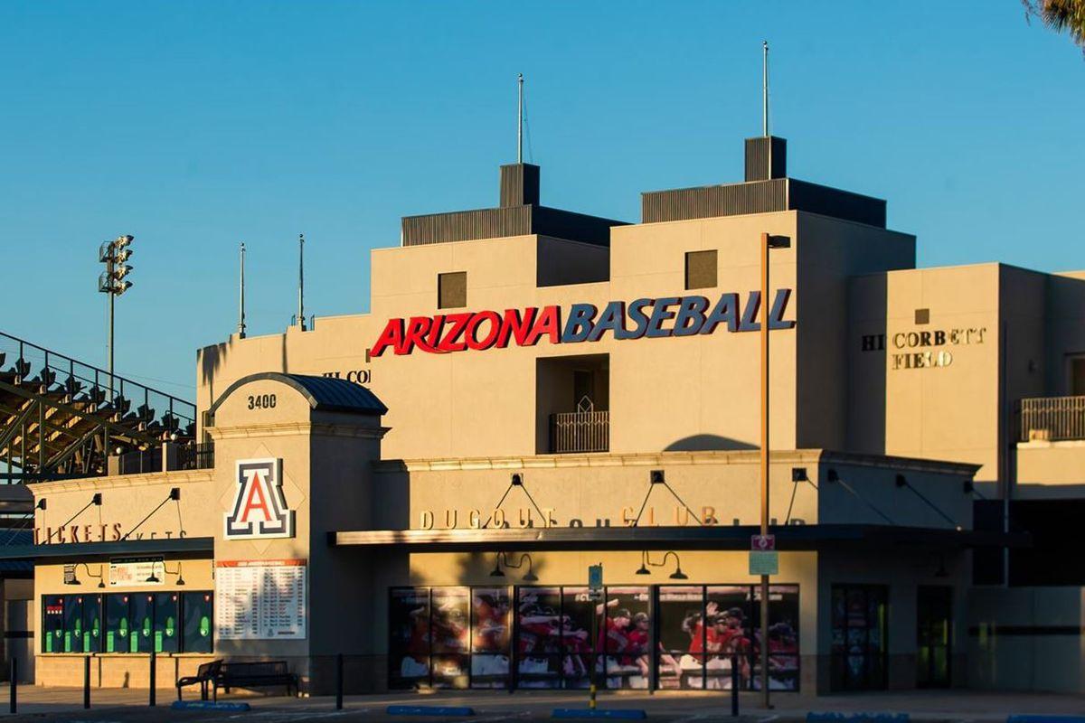 arizona-wildcats-college-baseball-fans-hi-corbett-wichita-state-air-force-preview-walks-offense-2021