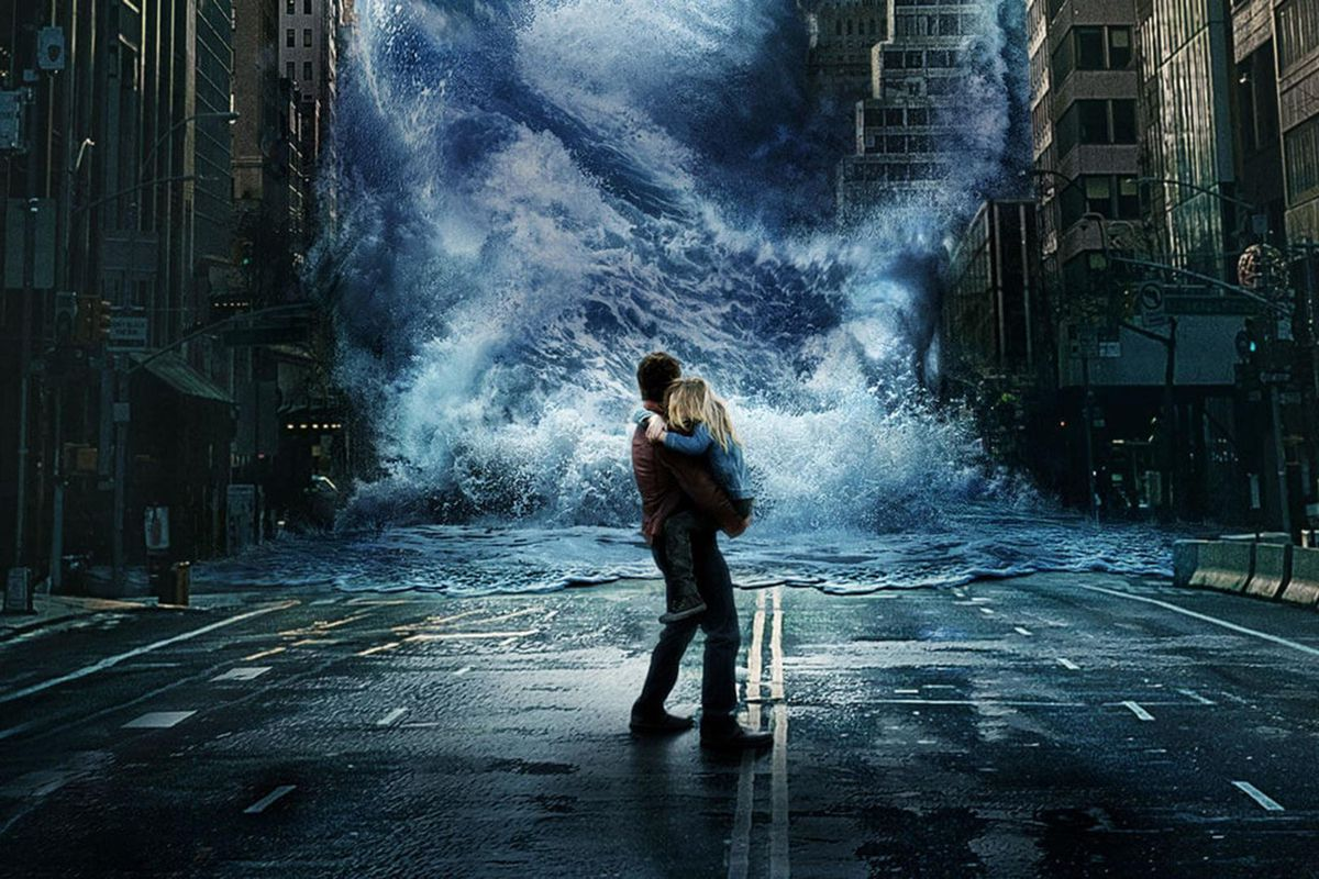 Geostorm Is Not As Interesting As Its Lead Art Might Make You Think
