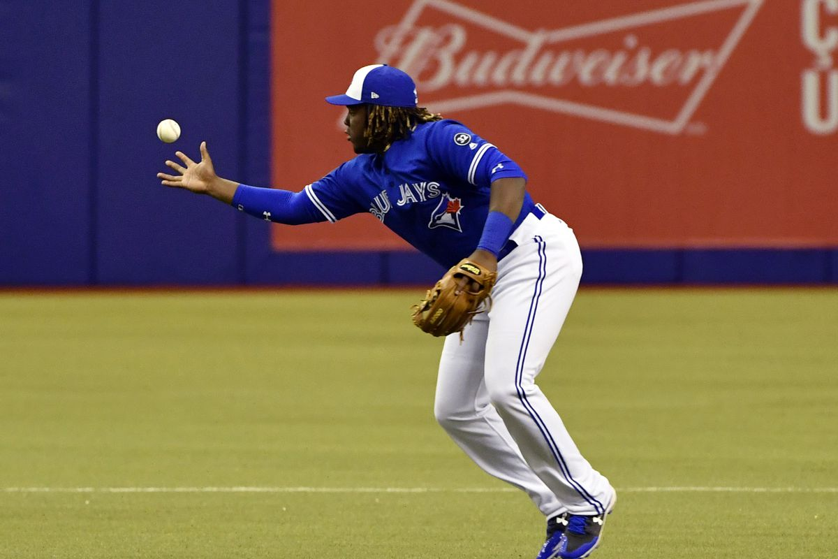Vladimir Guerrero Jr Brought A New Wrinkle To The Montreal Games