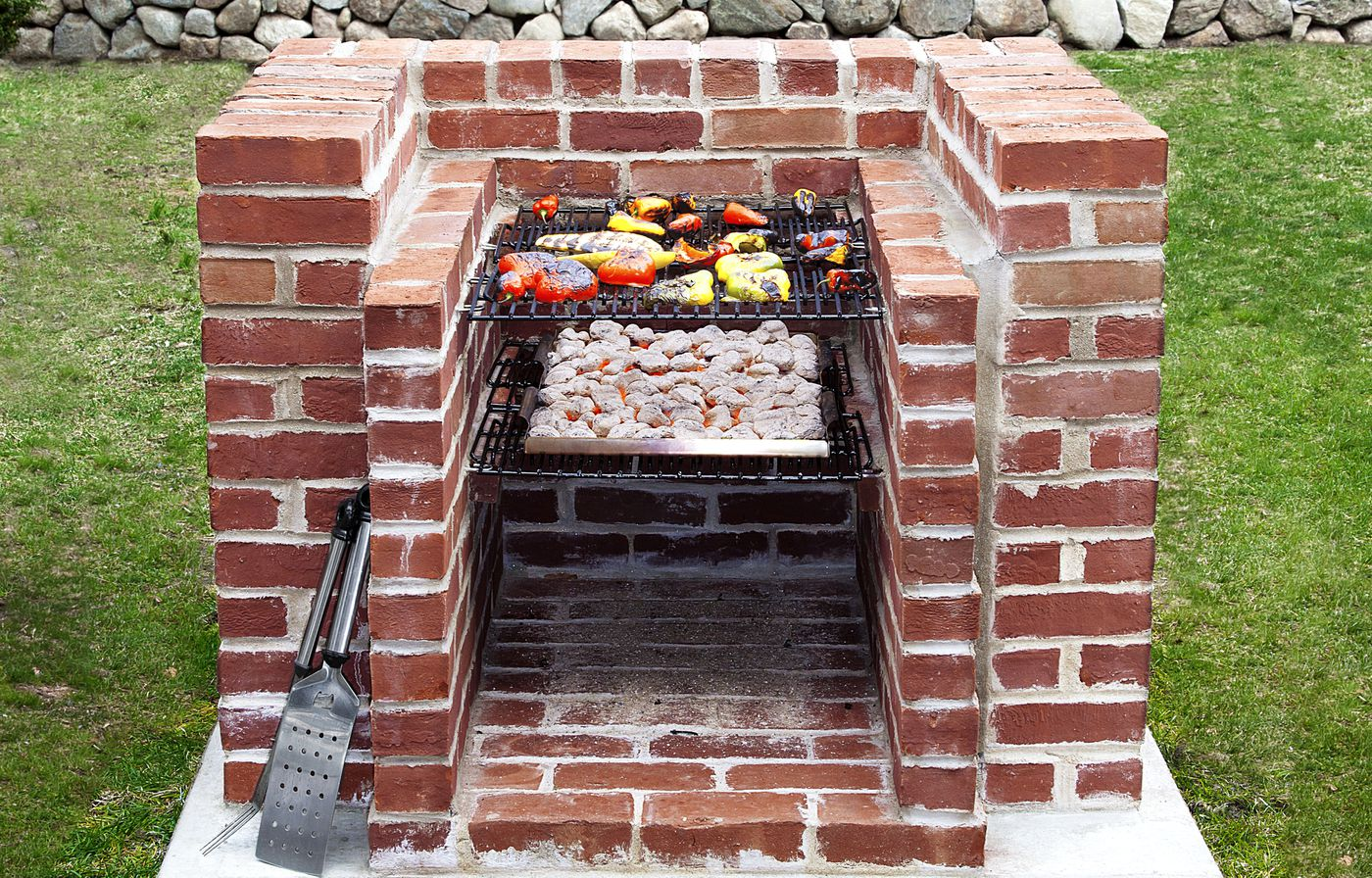 All About Built In Barbecue Pits This Old House