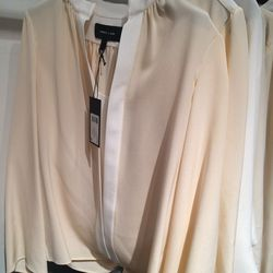 Blouse, $195 (from $690)