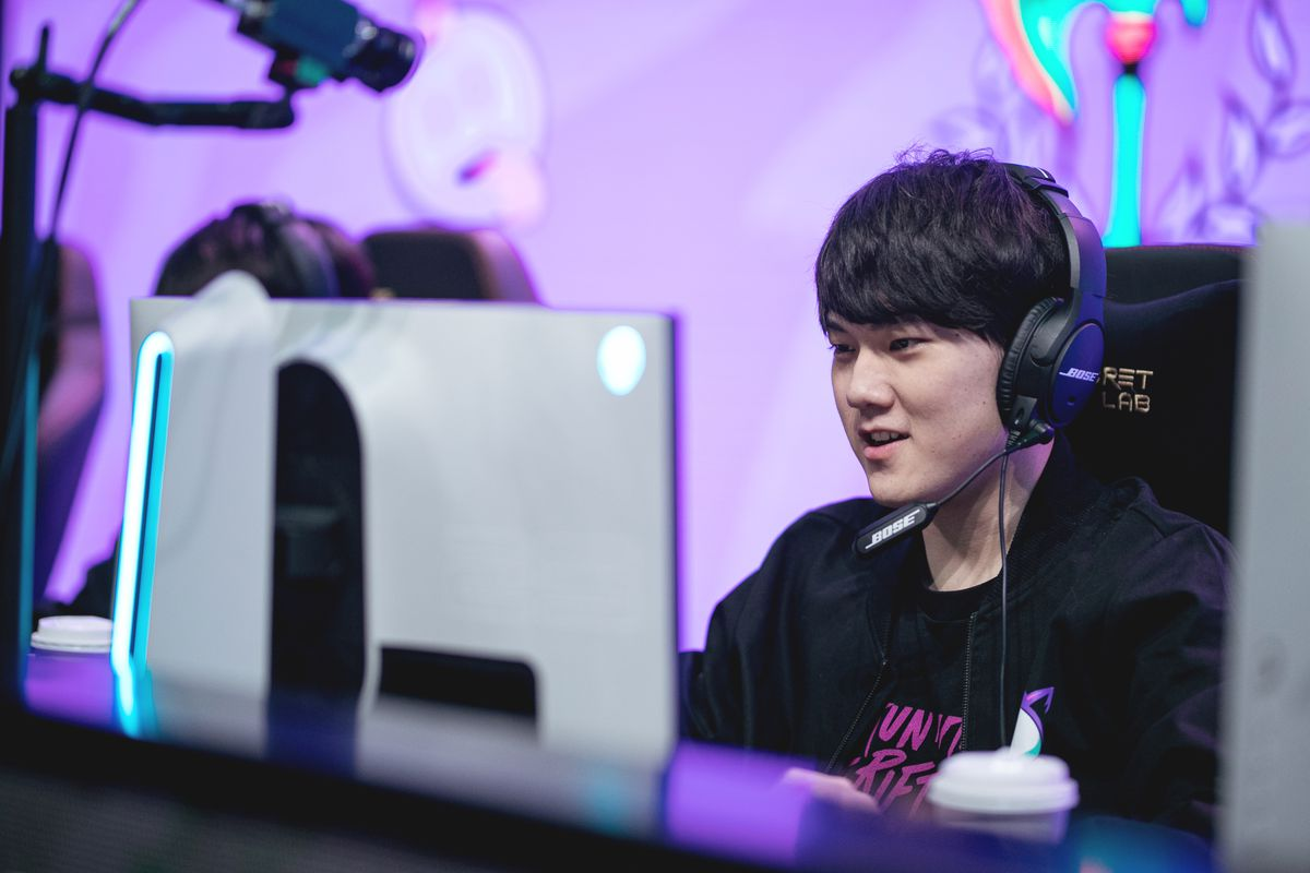 2020 League of Legends All-Stars Day 2