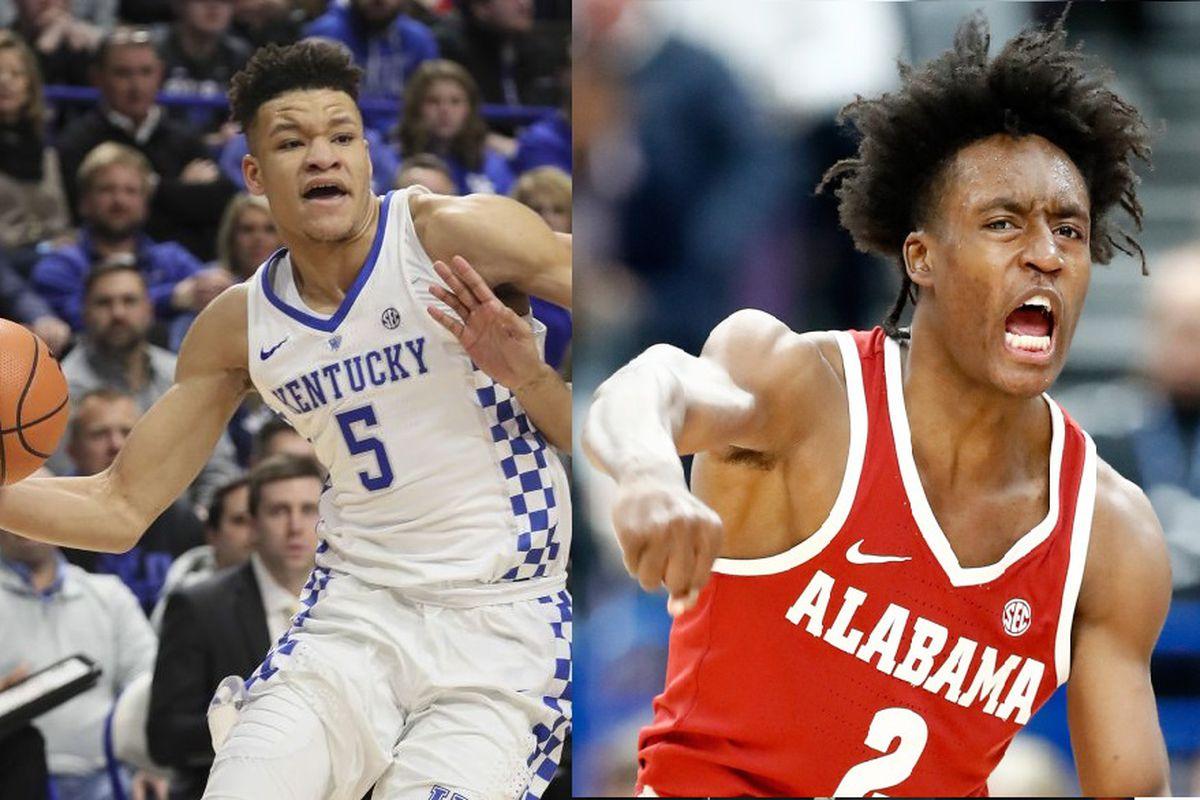 Kentucky Basketball Vs Team Toronto Game Time Tv Channel: Kentucky Wildcats Vs Alabama Basketball: Game Time, TV