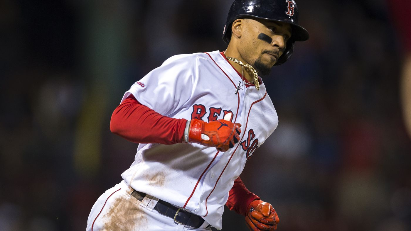 Mookie Betts Traded From Red Sox to Dodgers