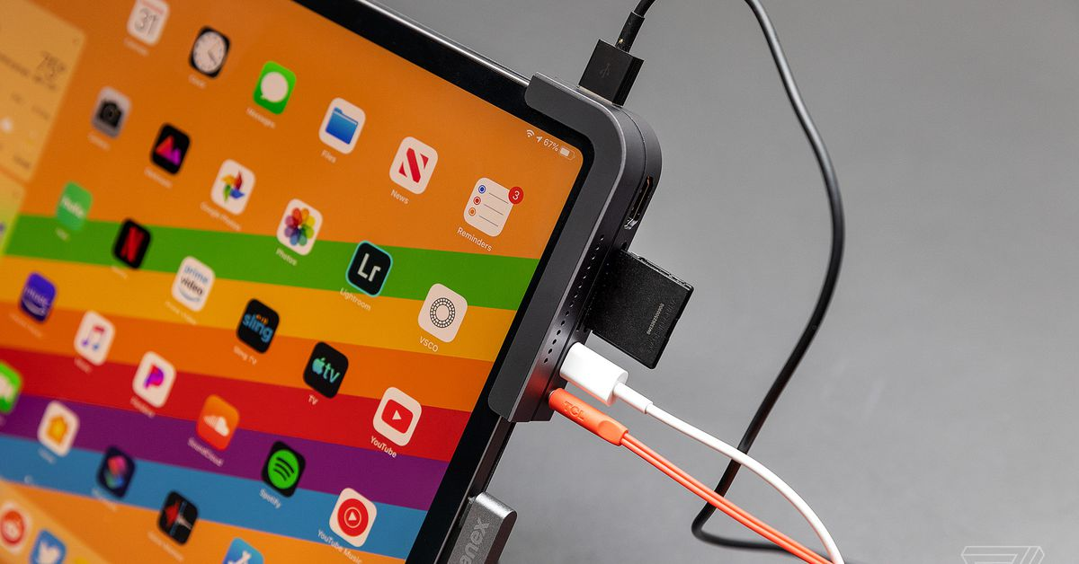 iPad Pro USB-C hubs: the best, worst, and weirdest options