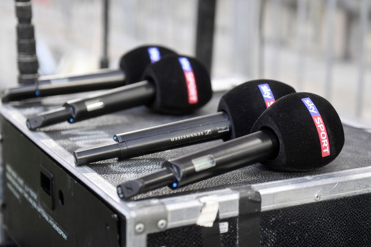 Microphones Sky Sport
