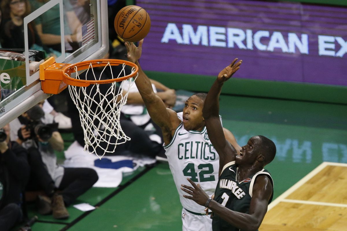 NBA: Playoffs-Milwaukee Bucks at Boston Celtics