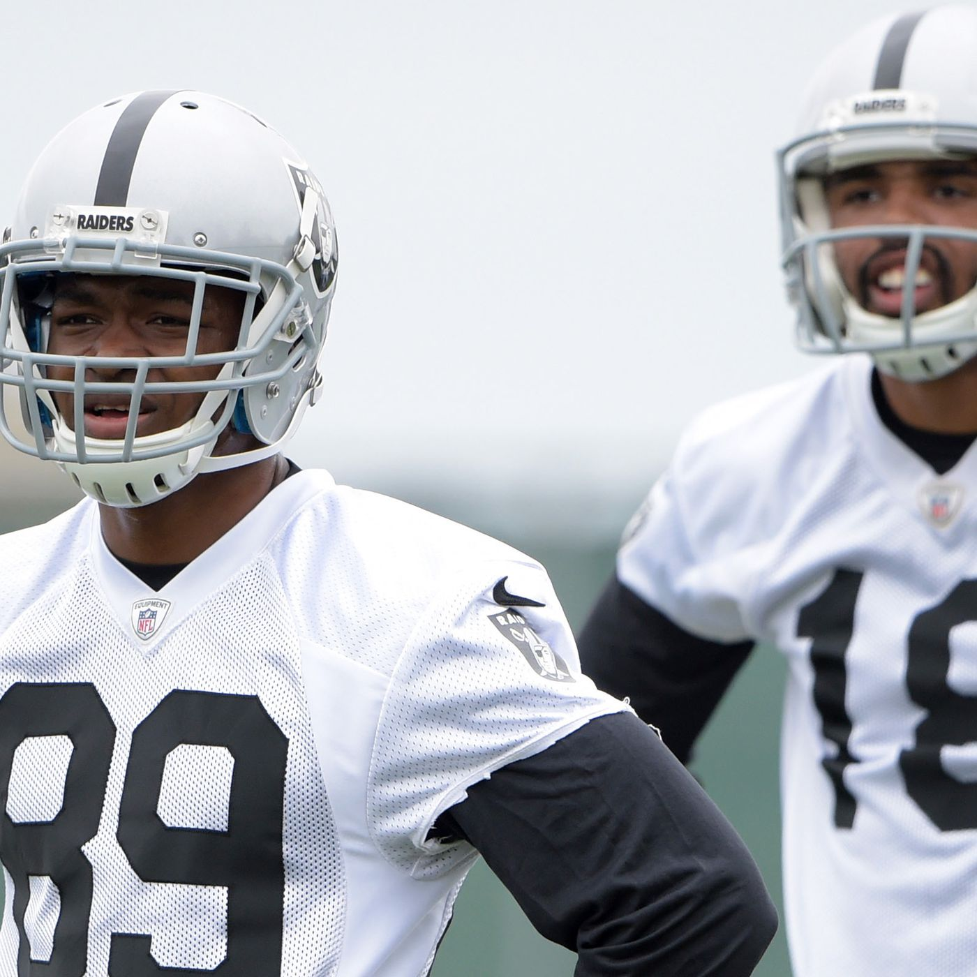 Raiders Release First 2015 Depth Chart Khalil Mack At Defensive End Silver And Black Pride