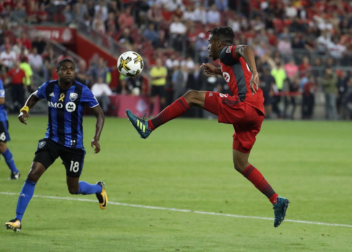 as Toronto FC fall to the Montreal Impact 5-3