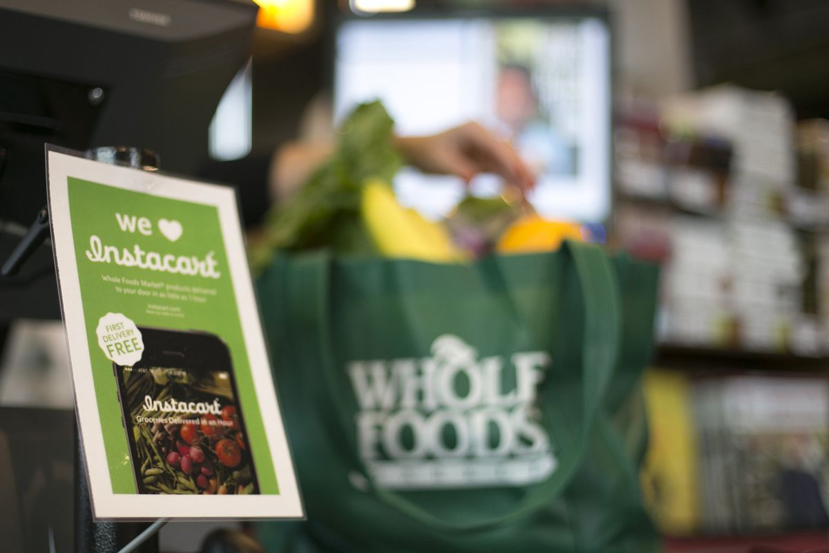 Amazon ends Instacart partnership with Whole Foods - The Verge