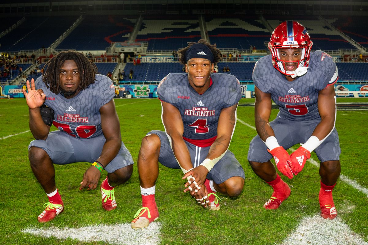 COLLEGE FOOTBALL: NOV 30 Southern Miss at FAU