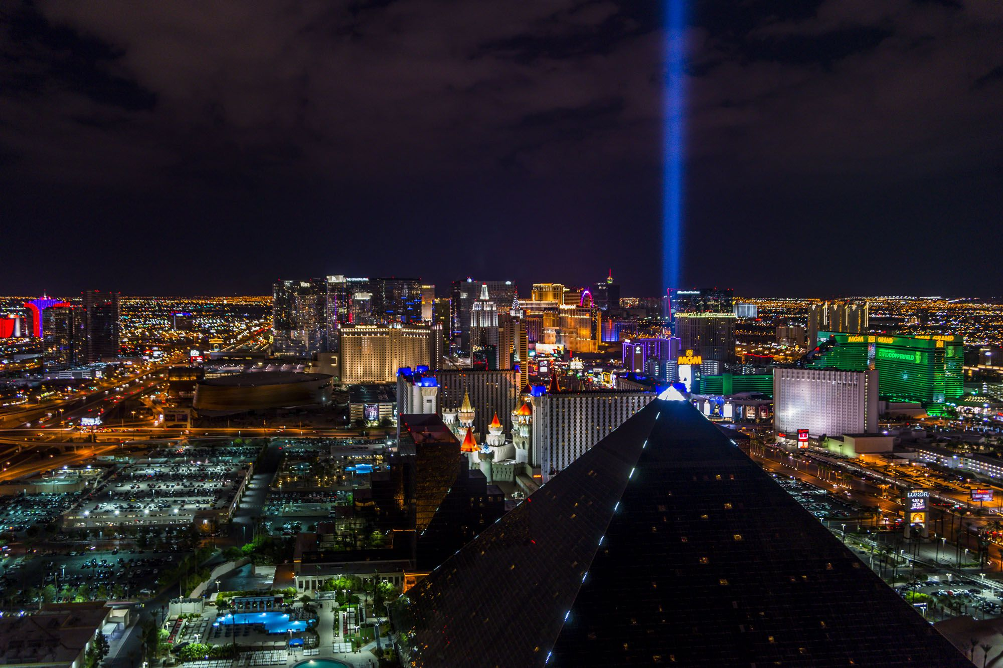 Pic of las vegas strip