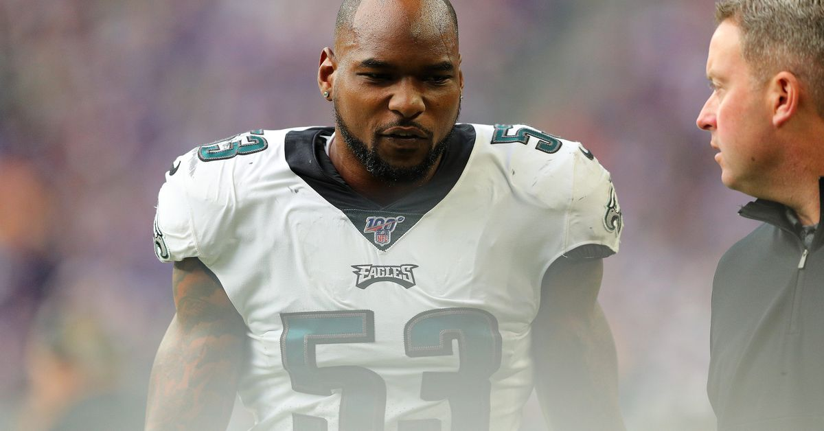 Would you like to see Nigel Bradham in a Redskins uniform in 2020?
