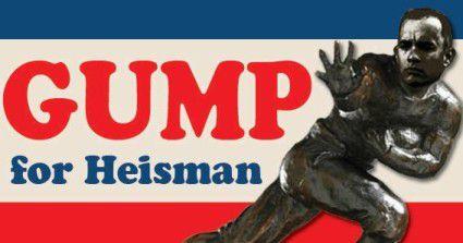 Gump 4 Heisman