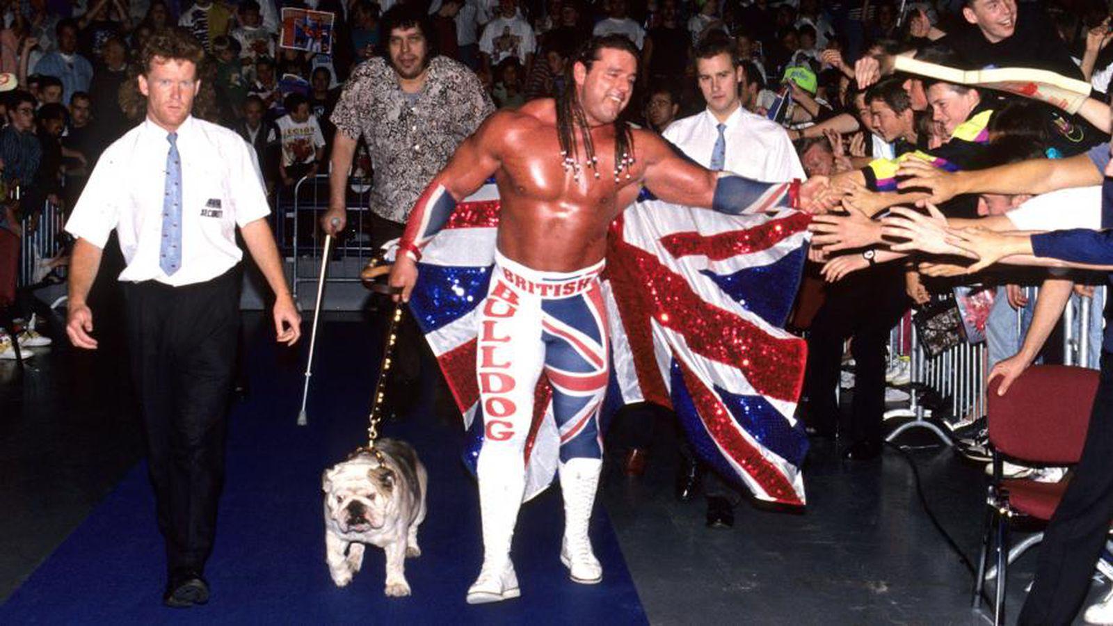 This Day In Wrestling History May 18 British Bulldog