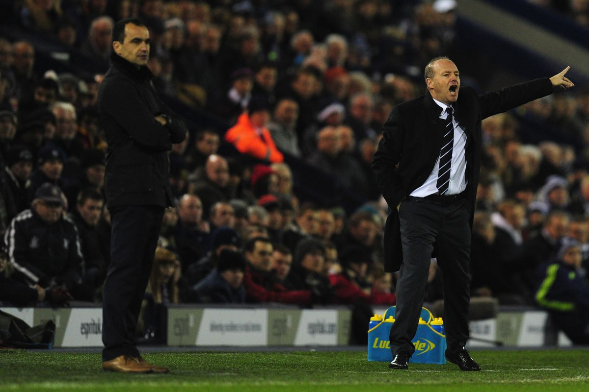 Roberto Martinez's men miss the chance to go fourth with a draw at the Hawthornes.