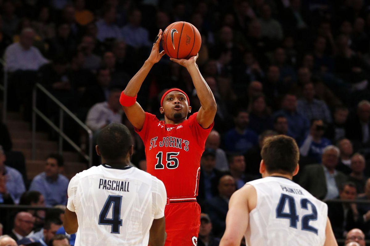 NCAA Basketball: Big East Conference Tournament-St. John's vs Villanova