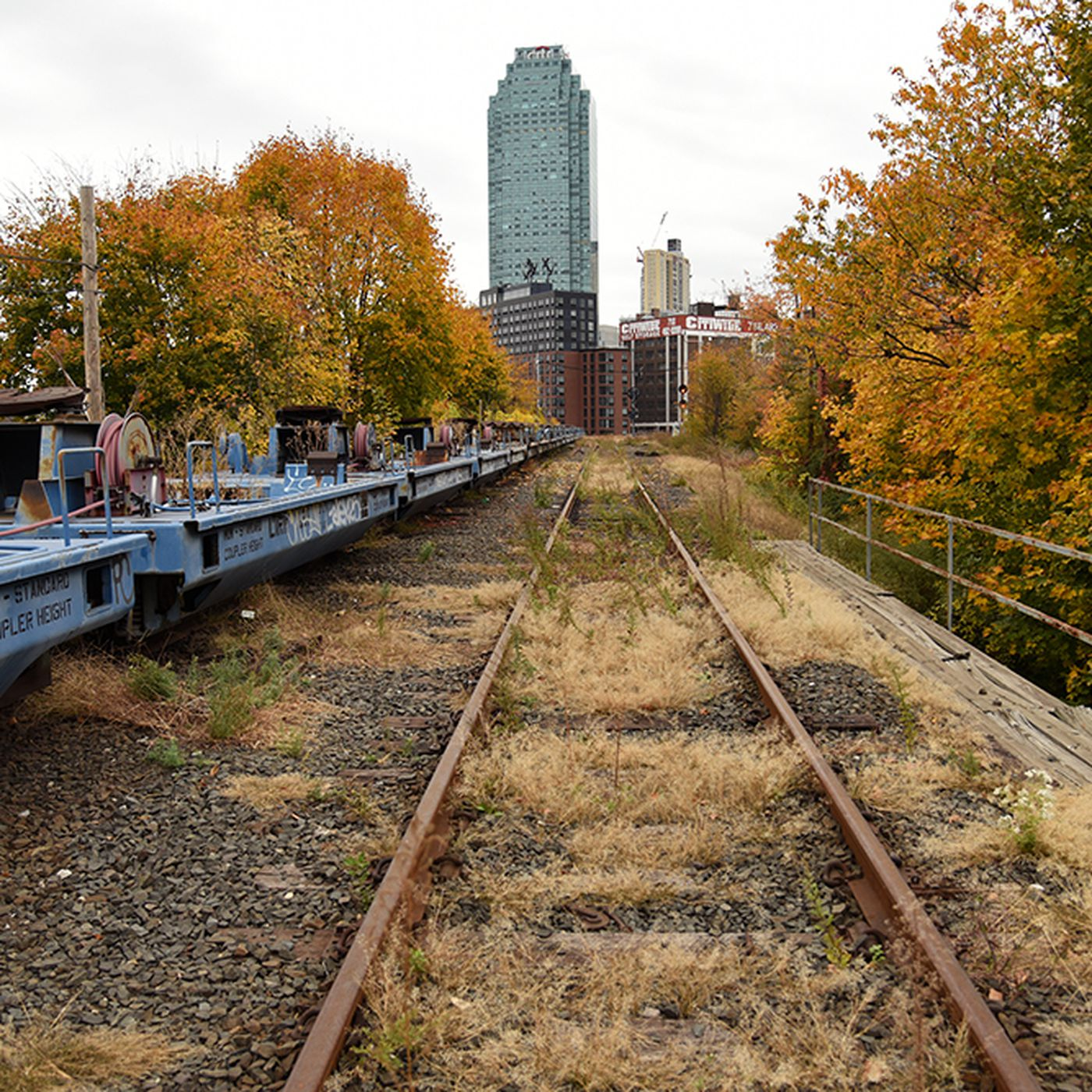 In Long Island City, a Community Seeks to Reclaim an Urban ...