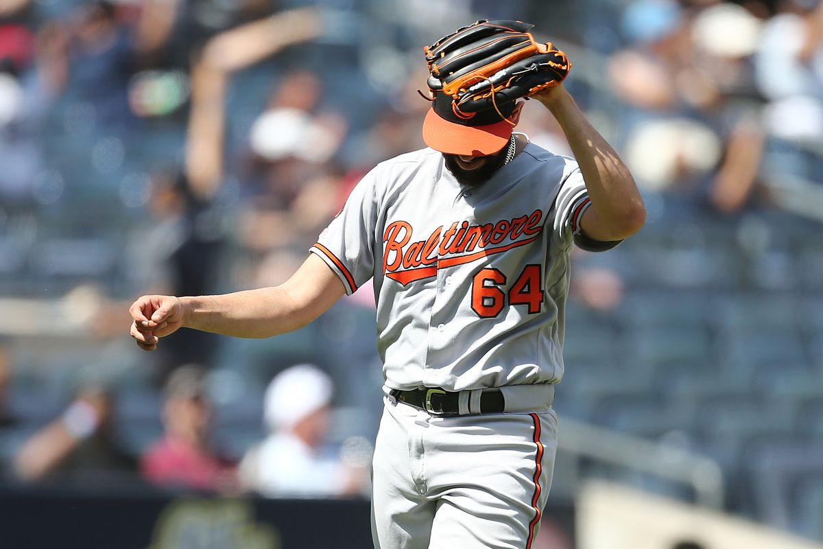 Baltimore Orioles v New York Yankees - Game One
