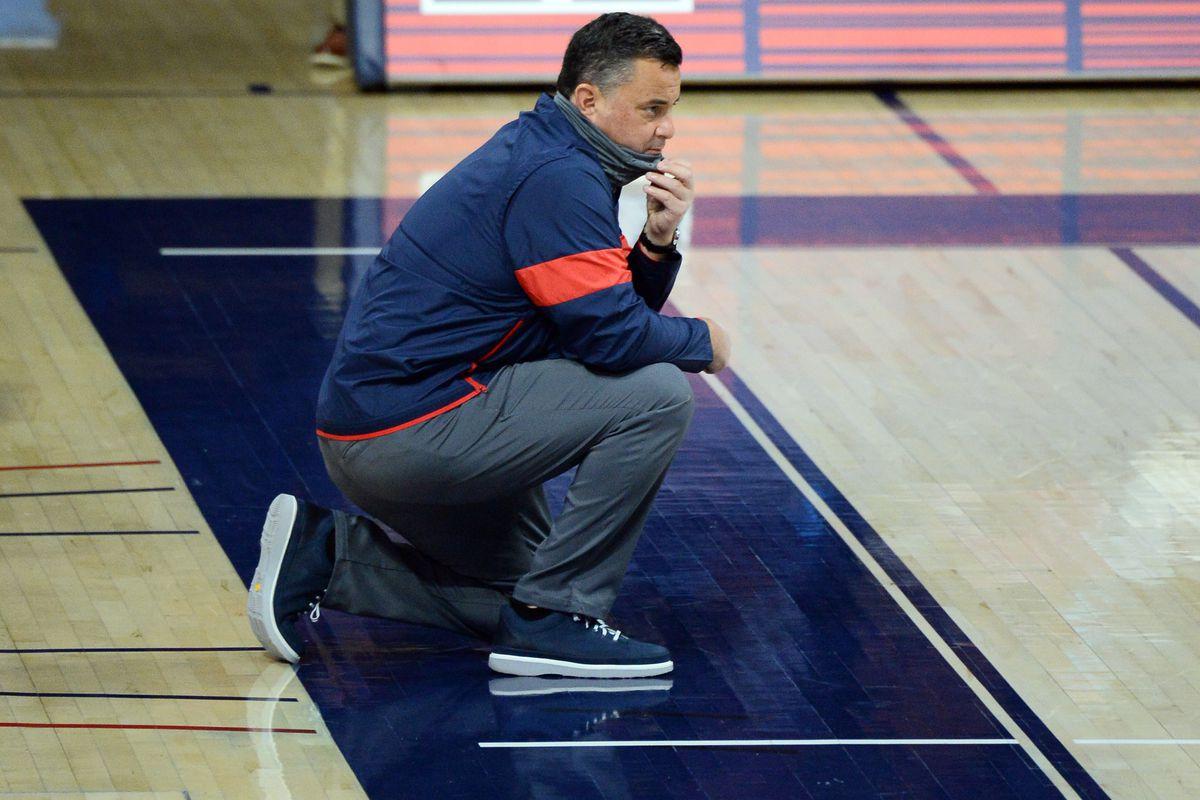 NCAA Basketball: Grambling State at Arizona