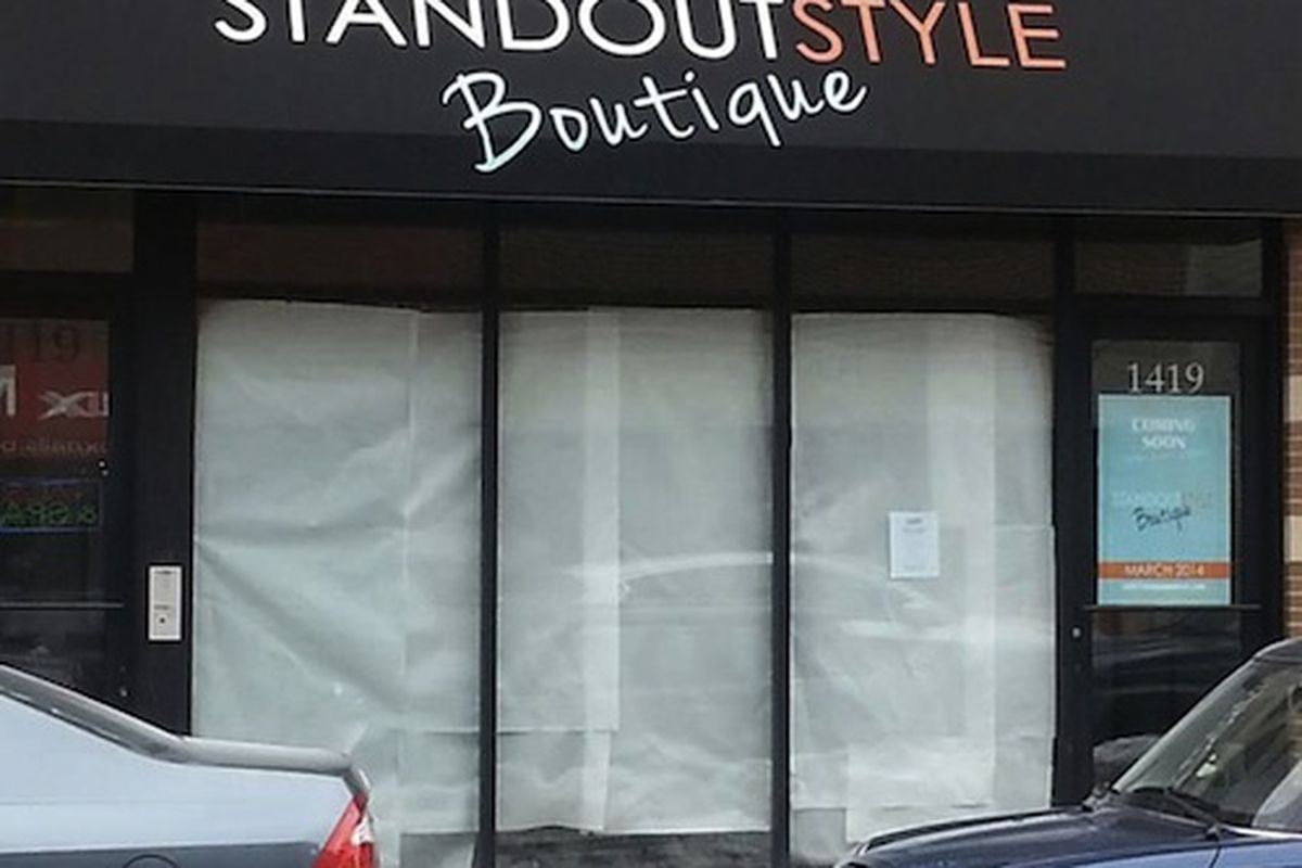 Photo: Courtesy of Standout Style Boutique