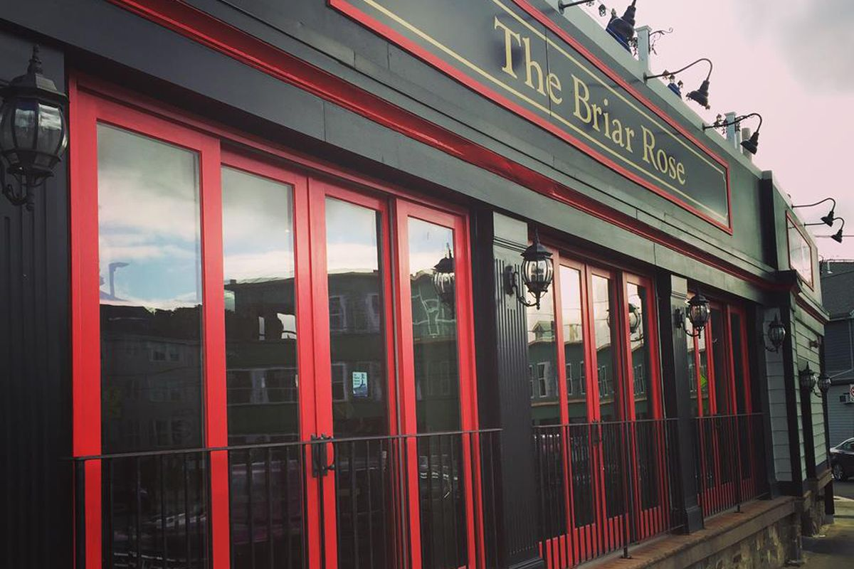 The Briar Rose in Hyde Park
