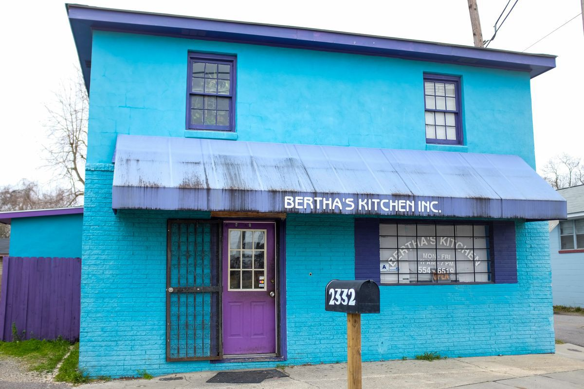 Bertha\'s Kitchen Knighted a Classic by James Beard Foundation ...
