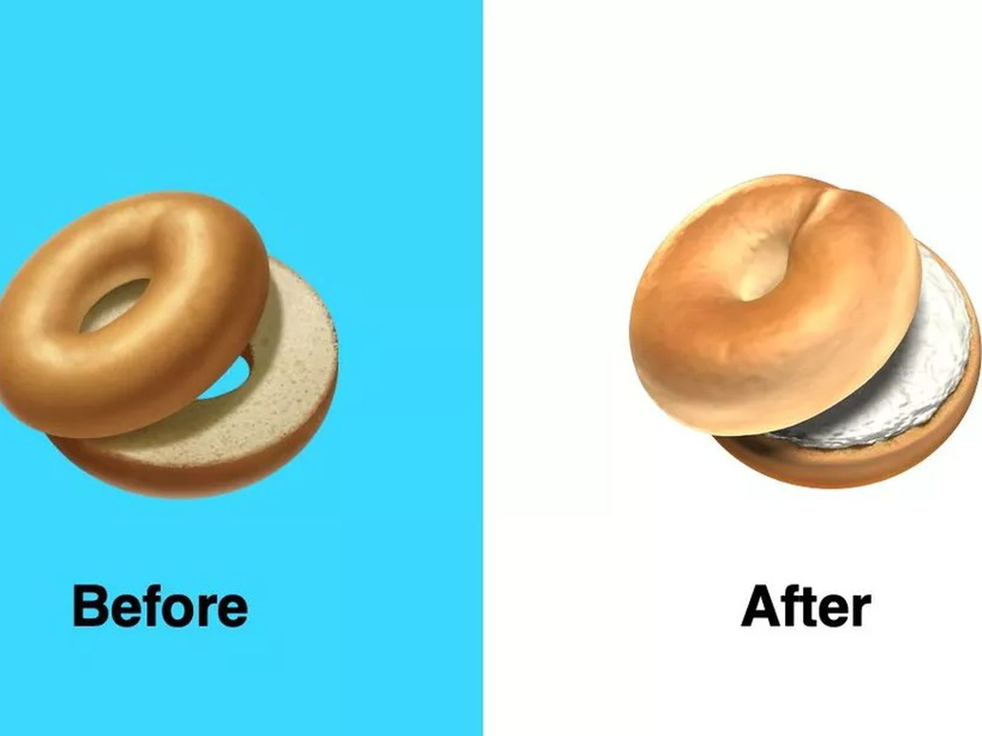 The Bagel Emoji Controversy Explained Vox