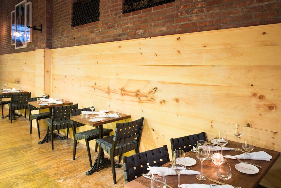 inside lowlife an aggressively local spot by seasoned restaurant vets on the les - Yellow Restaurant 2015