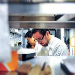"""<a href=""""http://eater.com/archives/2012/08/23/christopher-kostow-interview-august-2012.php"""">Eater Interviews: Christopher Kostow on Meadowood's Renovation</a>"""
