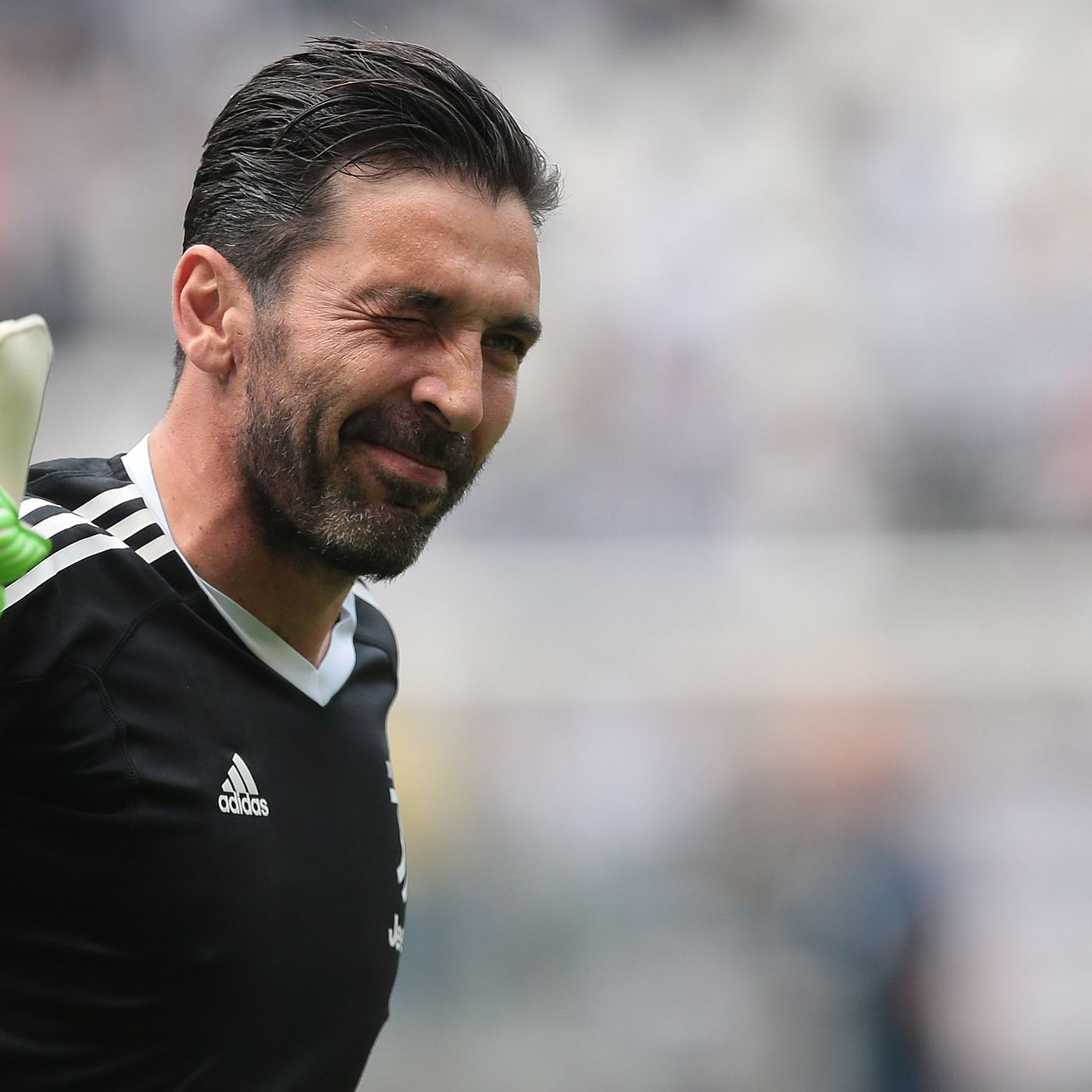 ea1ad0ceca6 OFFICIALLY OFFICIAL  Gianluigi Buffon signs with Paris Saint-Germain -  Black   White   Read All Over