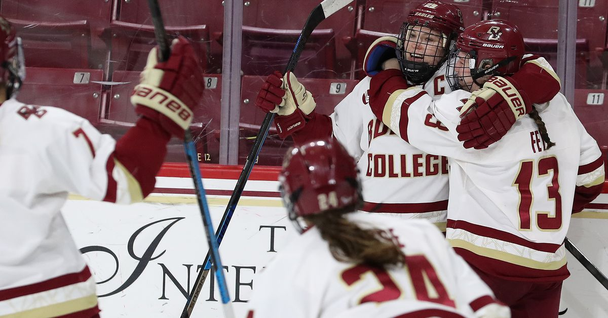 Hockey East Quarterfinals, BC Women's Hockey vs. UCONN: Final Thoughts & Predictions