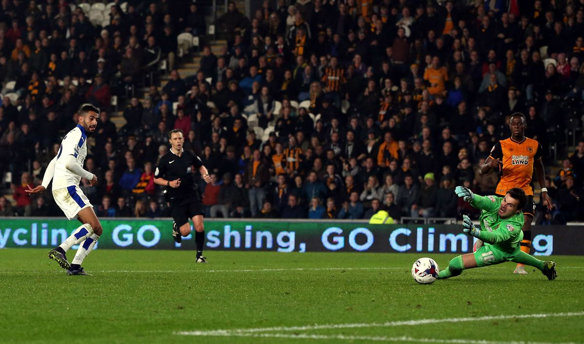 Hull City v Leicester City - Capital One Cup Fourth Round