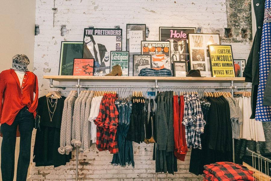 Madewell S First Ever Brooklyn Store Opens In Williamsburg