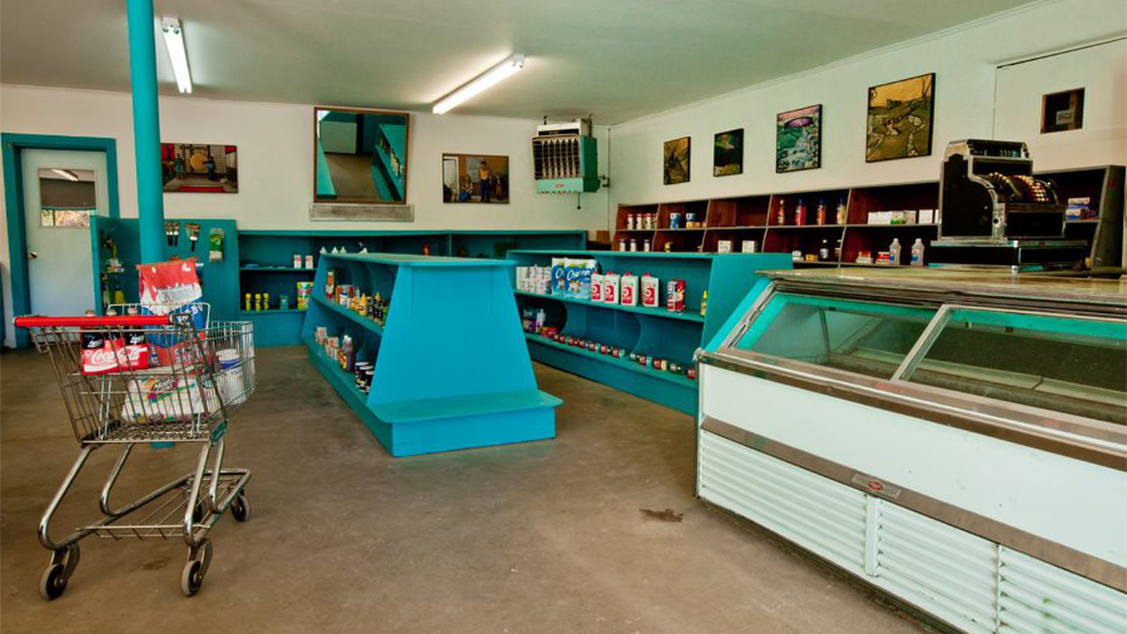 This 1960s Grocery Store Looks Like A Set Straight Out Of A Zombie Movie Curbed